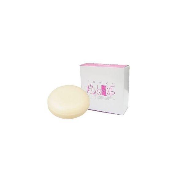 日本 LOVE SOAP抑毛乳晕私处粉嫩美白手工皂-详情-图片1