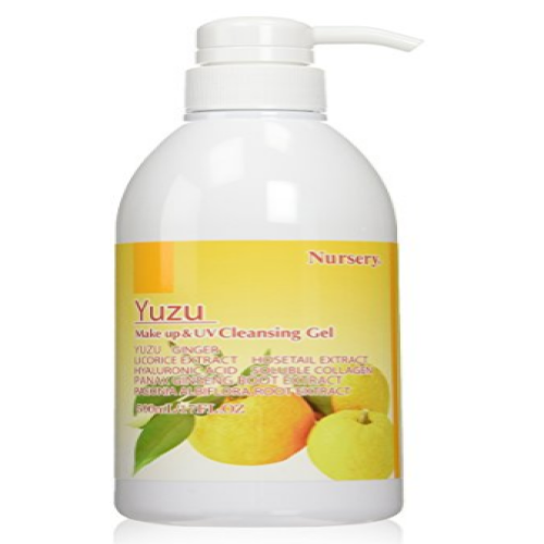 Nursery W Cleansing Gel Yuzu 180ml-detail-image1