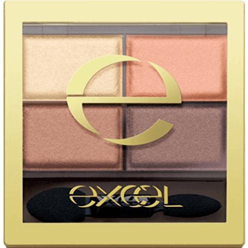 Excel 魅力神采4色眼影-详情-图片1
