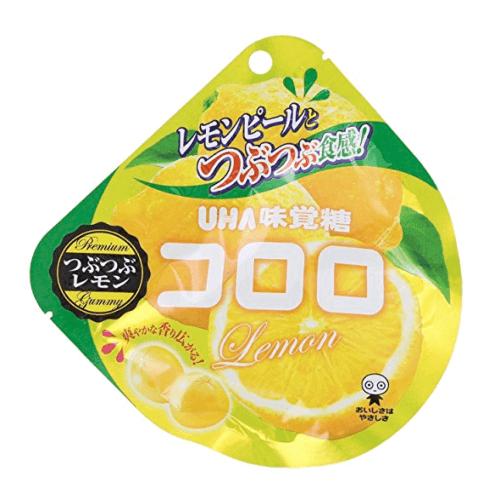 UHA味觉糖纯正果汁葡萄/蓝莓/草莓味果子软糖口感神奇40g -详情-图片1