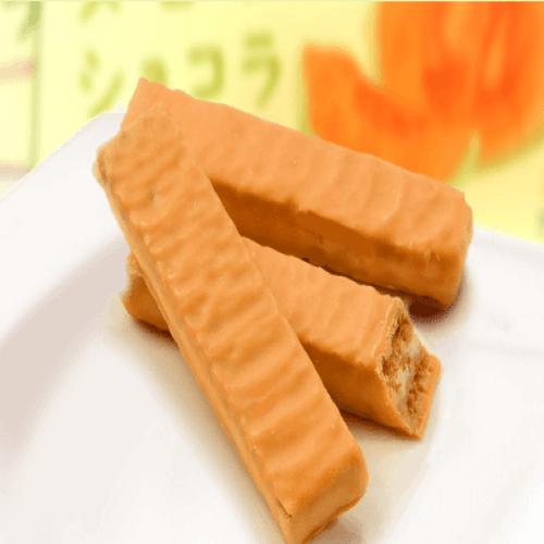 YOSHIMI 札幌蜜瓜巧克力威化 12枚/24枚-详情-图片1