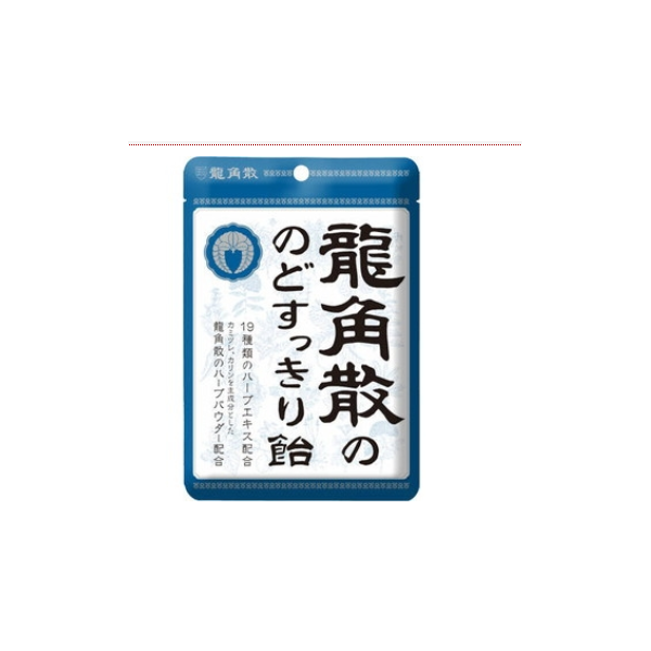 Ryukakusan sweet throat clear candy bag 88 g-detail-image1