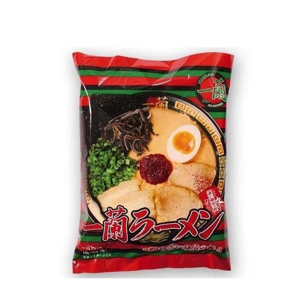 "Japanese populer Ramen ""ICHIRAN"" instant noodles one meals116g-detail-image1"