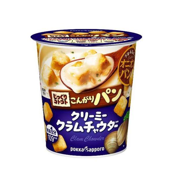 速食即食湯 POKKA營養早餐烤面包干濃湯 D-詳情-圖片1