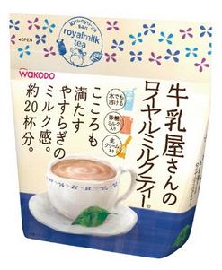 日本WAKODO和光堂 牛乳屋即沖速溶奶茶5種口味可選-詳情-圖片1