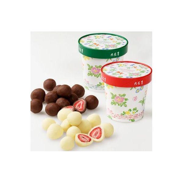 Hokkido Rokkatei Strawberry Chocolate-detail-image1