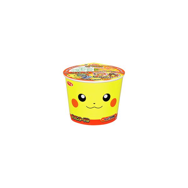 Pikachu Instant noodles -detail-image1