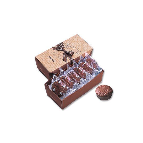 ROYCE巧克力醇厚香浓涂层柔软蛋糕6个装-详情-图片1