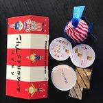 日本大阪限定 太郎帽 法式双汁奢侈布丁 3枚 盒装-评论-287417-晒图-1