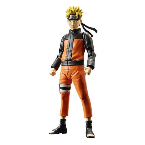 NARUTO Uzumaki Naruto BANDAI SPIRITS Figure Rise Standard Plastic  Revoltech-Japan Online Shopping - Hommi