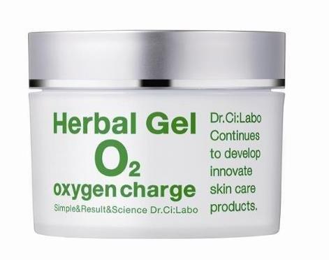 Dr.Ci:Labo Herbal Gel O2 80g-detail-image1