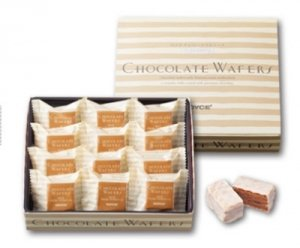 Hokkaido ROYCE Chocolate Wafers biscuits 12 pieces-detail-image1
