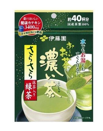 ITO EN Hey tea silky green tea containing dark brown 32g-detail-image1