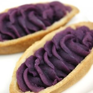 Okashigoten Sweet potato Egg Tart 10 Pieces-detail-image1