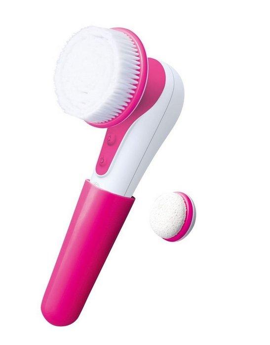 小泉成器Bijouna防水式电动洗脸刷洁肤洗颜仪KBE-2310-详情-图片1
