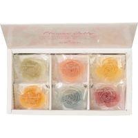 彩果の果実五彩玫瑰花QQ软糖6种口味-详情-图片1