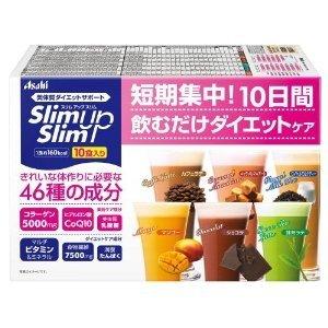 Asahi Slim up Milkshake 10 bags-detail-image1
