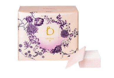 SHISEIDO BENEFIQUE  cotton 204 pieces-detail-image1