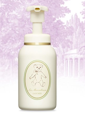 LADUREE Body Moisturizing Lotion 300ml-detail-image1