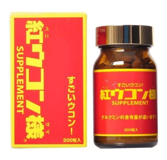 红黄姜200粒 提高代谢 解酒护肝-详情-图片1