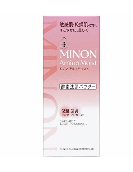 MINON 蜜浓 氨基酸酵素温和洁颜粉 35g 敏感肌可用-详情-图片1
