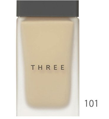THREE自然纯植物 素肌陶瓷粉底液SPF36 30ml-详情-图片1