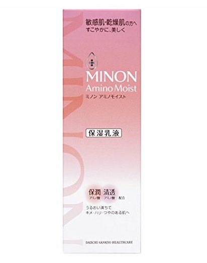 Minon Amino Moist Charge Milk 100g-detail-image1
