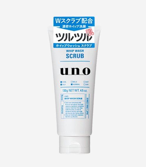 UNO吾诺男士洗面奶控油祛痘去黑头洁面乳130g-详情-图片1