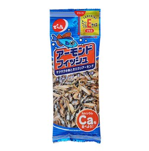 Almonds plus dried fish 24g*10bags-detail-image1