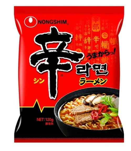 Nongshim Shin Ramyun Noodle Soup K-detail-image1