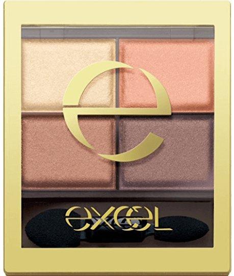 Excel 魅力神采4色眼影-詳情-圖片1