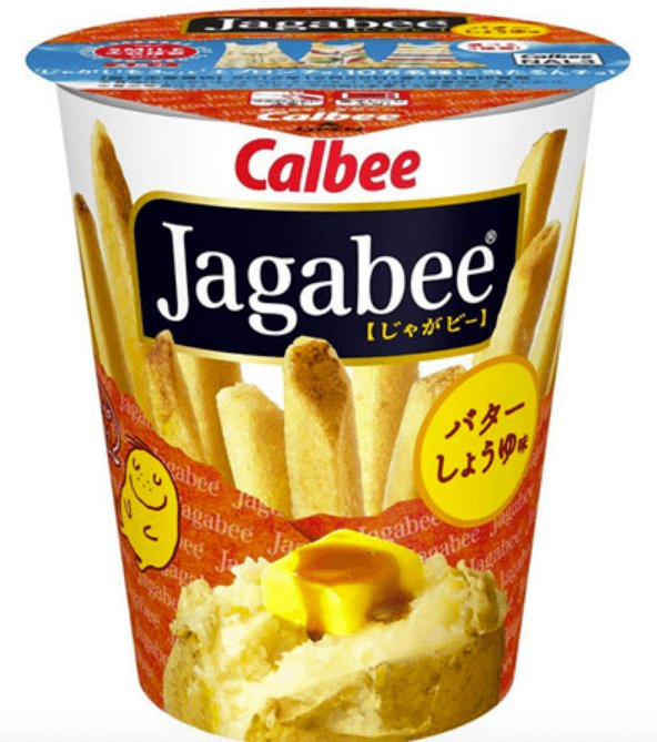 Calbee JAGABEE BUTTER Potato Sticks-detail-image1