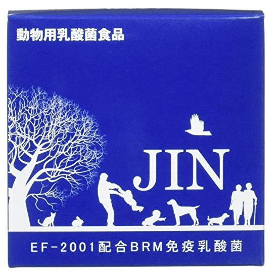 JIN 動物用乳酸菌1g*30包-詳情-圖片1