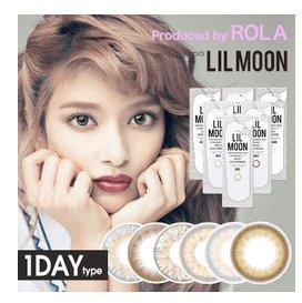 ROLA代言LILMOON 1DAY 日抛10片装美瞳-详情-图片1