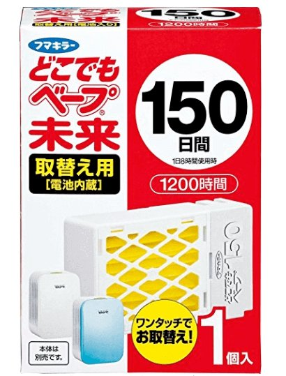 VAPE未來電子驅蚊器蚊香 150日 替換藥片1個入-詳情-圖片1