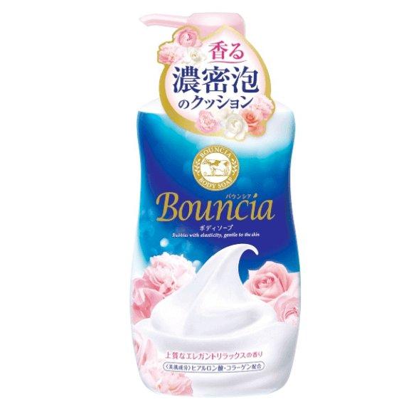 bouncia  Fragrance pump 550mL of Bowne shea body soap-detail-image1