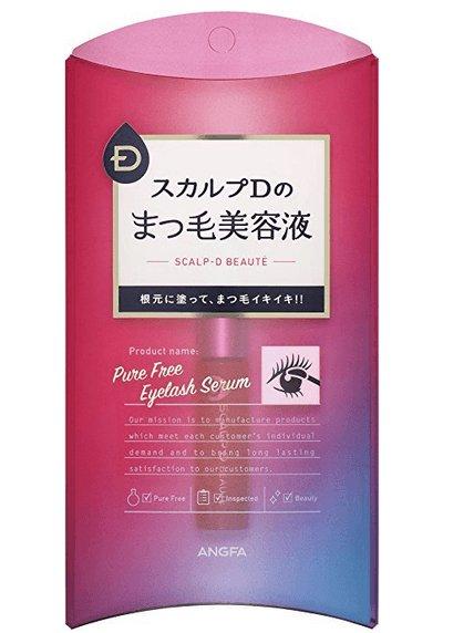COSME ANGFA SCALP-D Pure free eyelash-detail-image1