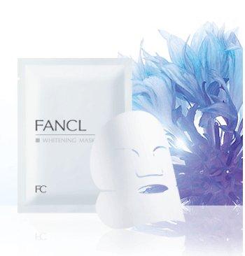 FANCL 美白祛斑淡斑面膜6片/盒-详情-图片1