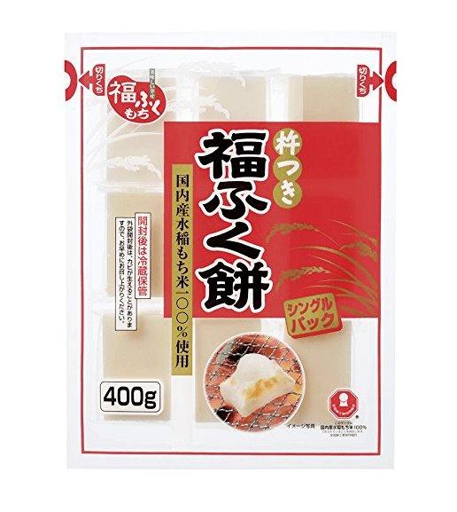 日本年糕福饼 烧烤年糕 糯米年糕400g-详情-图片1