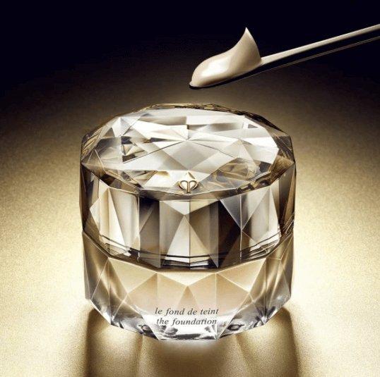 2017新款 CPB肌肤之钥 晶钻粉底精华贵妇粉底霜-详情-图片1