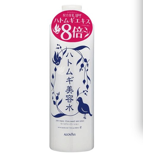 Job's tears after shave lotion 500ml-detail-image1