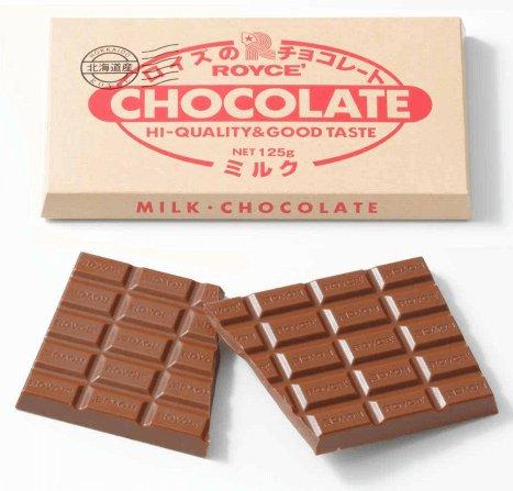 Royce板狀巧克力 巧克力磚-詳情-圖片1