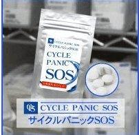日本SOS CYCLE PANIC全身瘦身快速燃脂丸60粒-詳情-圖片1