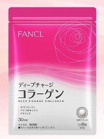Fancl HTC Collagen Dx Beauty Supplement 180 Tablets-detail-image1