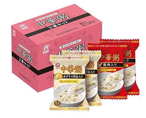 Amano foods Fast brewing seafood Chinese porridge series-detail-image1