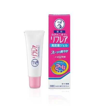 Rohto / Mentholatum underarm antiperspirant deodorant deodorant Gel 30g-detail-image1