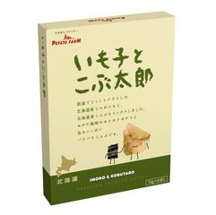 北海道 卡樂B 薯條三兄弟姐妹產品 昆布薯片 6包入-詳情-圖片1