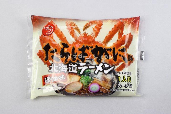 北海道拉面 螃蟹味拉面 2种口味 新品 135g-详情-图片1