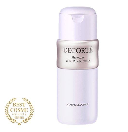 Decorte  phytotune clear powder wash 40g-detail-image1