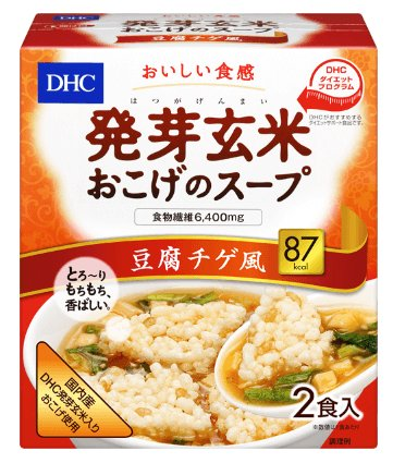 DHC germination of rice and rice soup twice into the two kinds of collagen 3000mg / food fiber 6400mg-detail-image1